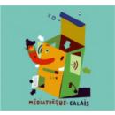 Logo de la Médiathèque de Calais