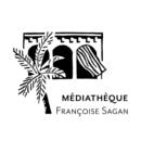 Logo de la Médiathèque Françoise Sagan