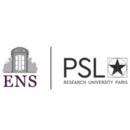 Logo de l'ENS Paris Sciences et Lettres