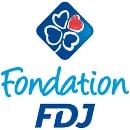 Logo de la fondation FDJ