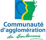 Logo de la communauté d'agglomération du Boulonnais