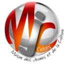 Logo de la Maison des Jeunes et de la Culture de Calais