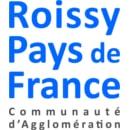 Logo de la Communauté d'Agglomération Roissy pays de France