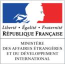 Logo du Ministère des affaires étrangères et du développement international