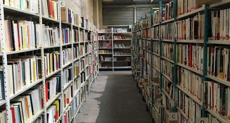 Photo de livres à Epône