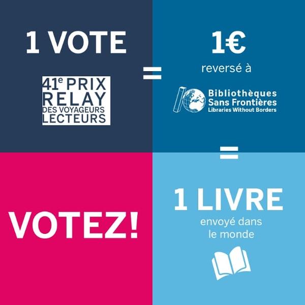 Vote Relay