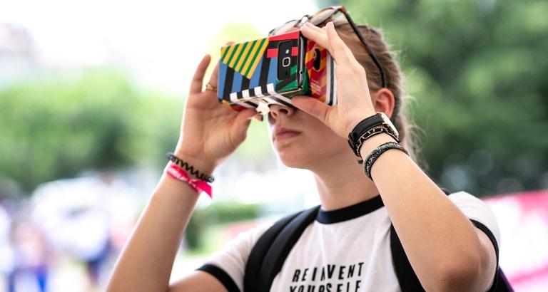 Atelier de réalité augmentée