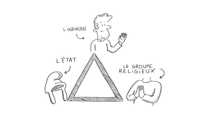 Photo laïcité
