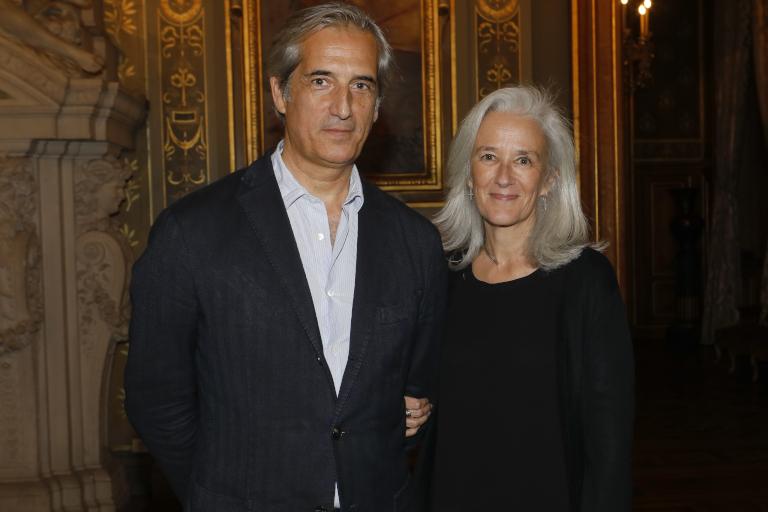 Nicolas Jolly et Tatiana de Rosnay