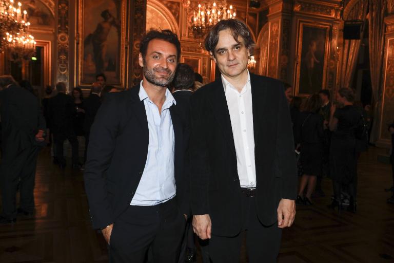 Augustin Trapenard et Riss