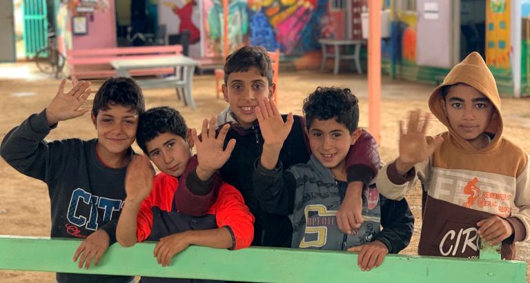 Jordanie : le premier tournoi eSport dans les camps de réfugiés